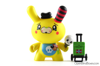 Ye Olde English Dunny Tado Front