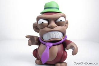 Angry Monkey Family Guy Kidrobot FGKR Front