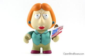 Lois Family Guy Kidrobot FGKR Front