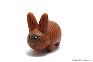 Sasquatch Lore Of The Labbit Frank Kozik Kidrobot Left