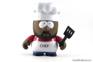 Chef South Park Kidrobot Front