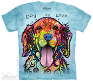 """Dog is Love"" T-Shirt"
