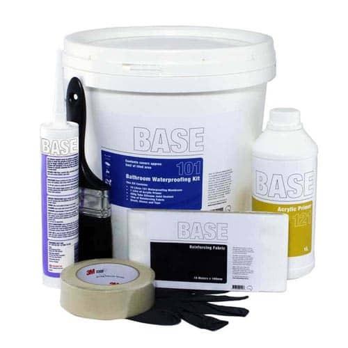 Bathroom Waterproofing Kit