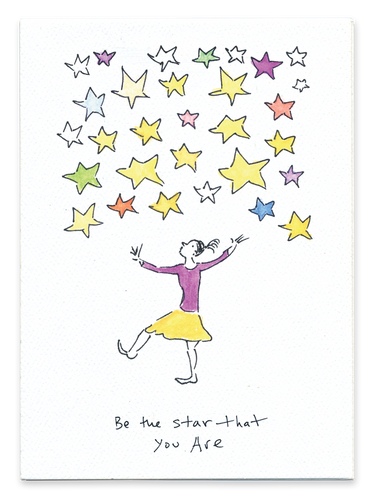 Be The Star That You Are