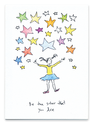 Be The Star That You Are (2)