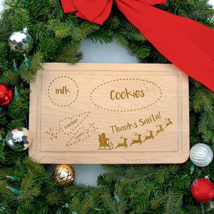 welcome-santa-cutting-board-christmas-gift