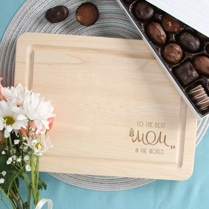Mother S Day Cutting Boards And Serving Trays