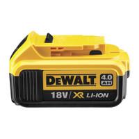 DeWalt Battery DCB182 18v XR Slide 4.0Ah Li-Ion from Duotool.
