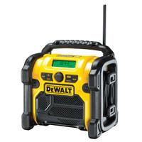 DEWALT XR DCR020-GB COMPACT DAB RADIO 240V | Duotool