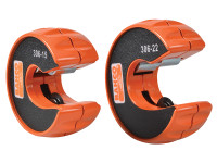Bahco 306 Pipe Slice Twin Pack 15mm & 22mm