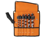 Bahco 9526 Combination Wood Auger Bit Set 6 Piece 10-25mm