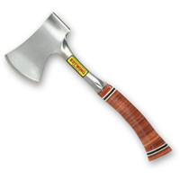Estwing E24A Sportsmans Axe Leather Grip from Duotool