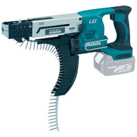 Makita DFR550Z LXT Li-Ion Cordless Auto-Feed Screwdriver 18 volts Body Only from Duotool