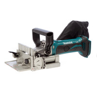 Makita - DPJ180Z 18V Biscuit Jointer Body Only | Duotool