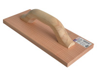 Marshalltown 44 Straight Grain Wood Float 12in x 5in| Duotool