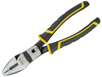 Stanley Tools FatMax Compound Action Combination Pliers 215mm (8.1/3in)| Duotool