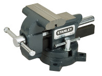Stanley Tools MaxSteel Light-Duty Vice 115mm (4in)