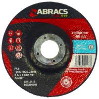 Proflex 115Mm X 3Mm X 22Mm Dpc Metal 10 Pack