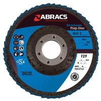 Abracs Flap Disc 115Mm X 60G 5 Pack