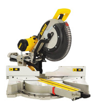 Dewalt DWS780 305mm Compound Slide Mitre Saw with XPS 110V  from Duotool