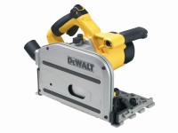 DeWalt DWS520KTL Heavy-Duty Plunge Saw with Guide Rail 1300 Watt   Duotool