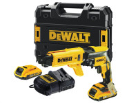 DeWalt DCF620D2K Brushless Collated Drywall Screwdriver   Duotool