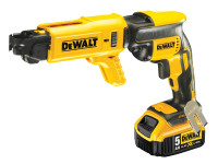 DeWalt DCF620P2K Brushless Collated Drywall Screwdriver   Duotool