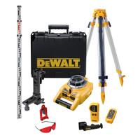 DeWalt DW075PK Self-Levelling Horizontal & Vertical Rotary Laser from Duotool