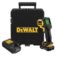 DeWalt DCT414D1 Infrared Thermometer & KitBox 10.8 Volt 1 x 2.0Ah Li-Ion from Duotool.