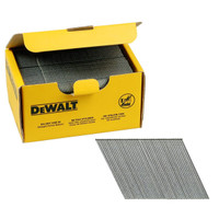 DeWalt DNBA1632GZ Box of 2500 16G 32mm Angled Galvanised Nails