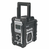 Makita DMR106B Jobsite Bluetooth/USB Radio Black from Duotool