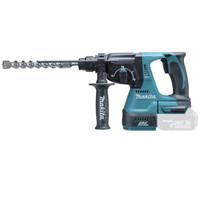 Makita DHR243RMJ 18v LXT Rotary Hammer Quick Change Chuck 2x4ah  | Duotool