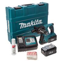 Makita BHR262RDE 36v LXT Rotary Hammer from Duotool