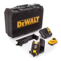 Dewalt DCE088D1G 10.8V Self Leveling Cross Line Green Laser from Duotool