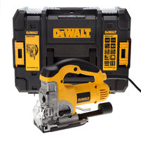 DeWalt DW331KTL 110v Jigsaw With T-stak 701w from Toolden