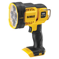 Dewalt DCL043 18V XR Cordless LED Spotlight Body Only from Duotool