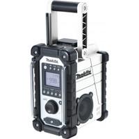 Makita DMR107W Job Site Radio White From Duotool