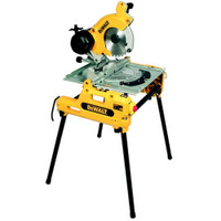 DeWalt DW743NL 110v Combination Flip Over Saw 2000W from Duotool