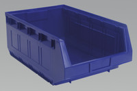 Sealey Plastic Storage Bin 310 x 500 x 190mm - Blue Pack of 12 from Toolden