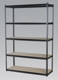 Sealey Racking Unit with 5 Shelves 220kg Capacity Per Level from Toolden