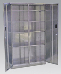 Sealey Galvanized Steel Floor Cabinet 5 Shelf Extra-Wide from Toolden