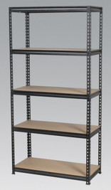 Sealey Racking Unit 5 Level 200kg Capacity Per Level from Toolden
