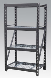 Sealey Heavy-Duty Racking Unit with 4 Mesh Shelves 640kg Capacity Per Level 978mm from Toolden