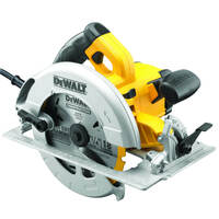 DeWalt DWE575K 190mm Precision Circular Saw & Kitbox 1600 Watt 240 Volt from Duotool