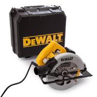 DeWalt DWE560KL 184mm Compact Circular Saw & Kitbox 1350 Watt 110 Volt from Duotool.