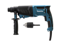 Makita HR2630X7/1 110V 800W 3-Function SDS Plus Rotary Hammer from Duotool