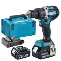 Makita DHP484RTJ Brushless Combi Drill + 2x 5.0ah Batteries