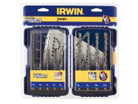 IRWIN Speedhammer Power Drill Bit Set 9 Piece 5-12mm