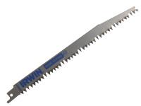IRWIN S1131L 225mm Sabre Saw Blade Wood & Plastics Pack of 5