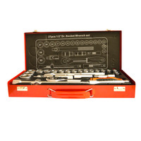"""N-Durance 27 Piece 1/2"""" Drive Socket Wrench Set from Toolden"""